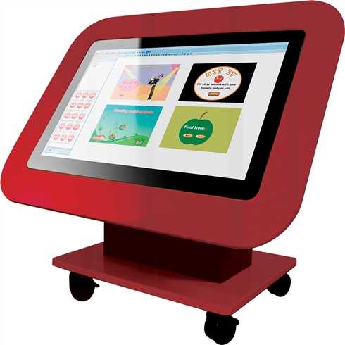 "Genee 32"" G-Touch Table with software included on Stand with lockable Castors"