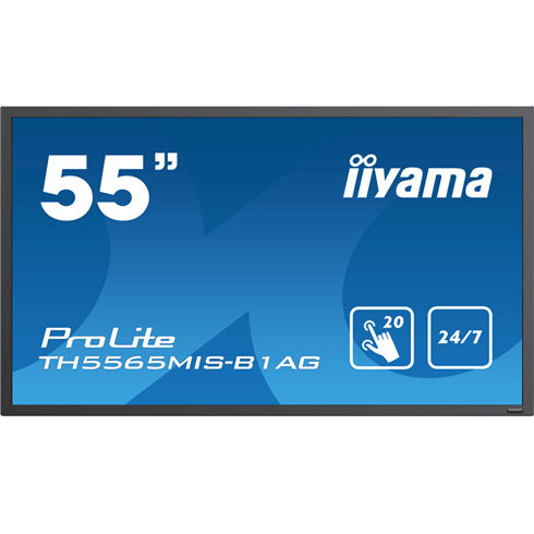 "iiyama ProLite TH5565MIS-B1AG 55"" Touch Screen FULL HD"