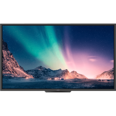 "Free iPad with Newline TT-7520HO 75"" 4K Interactive Display MIRA - Optically Bonded with Built in Camera / Mic Array"