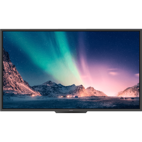 "Free iPad with Newline TT-8620HO 86"" 4K Interactive Display MIRA - Optically Bonded with Built in Camera / Mic Array"