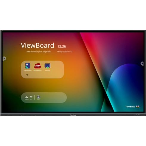 "ViewSonic ViewBoard® IFP8650-3 86"" 4K Interactive Screens + Free Wall Bracket"