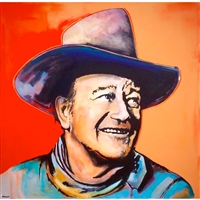 John Wayne, Sunset Background
