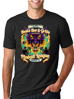 Beek's Bar & Grille Pinball League T-Shirt