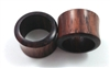 Pair of Brown Sono Wood Tunnels