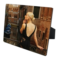 "8"" X 10"" Photo Panel w/ Easel"