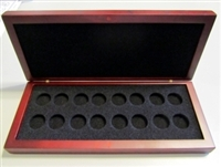 'Protect Your Plugs' - Rosewood Keepsake Box