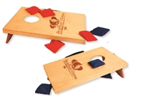 Personalized Mini Bag Toss / Cornhole Game
