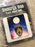 Guardians of the Galaxy Shooter Rod Plate Cover MOD