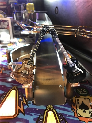 Electric Guitar MODs for Aerosmith pinball (2 Pack)