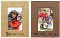 4 X 6 Leather Picture Frame