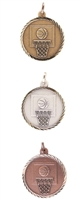 1 1/4 inch Sunray Medal(comes with neck ribbons)