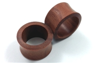 Pair of Saba Wood Tunnels