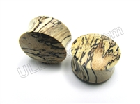 Pair of Tamarind Wood Plugs