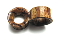 zebra wood tunnels