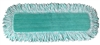 Microfiber Mop Pad - Hygiene Green With Fringe Yarn - Case of 100