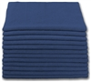 Microfiber Cloth - Terry 16 x 16 300gsm - Navy Bulk Case of 204