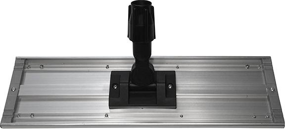 Microfiber Mop Frame | 24 Inch Velcro Aluminum Base | Bulk Case