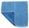 Microfiber Cloth - Combination Scrubber - 12 x 12 Blue - Bulk Case of 120