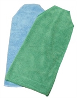 Microfiber Duster - Static Cover - Green - Case of 200