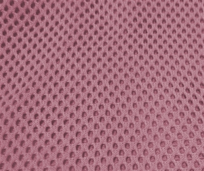 Microfiber Cloth - Mesh Scrubber - 8 x 16 Pink - Bulk Case of 240