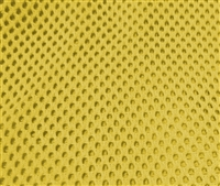 Microfiber Cloth - Mesh Scrubber - 8 x 16 Yellow - Bulk Case of 240