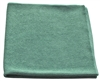 Microfiber Cloth - All Purpose Nip Style - Green Bulk Case of 204