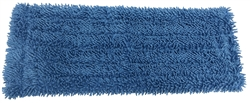 Microfiber Pocket Mop - Blue - Case of 50