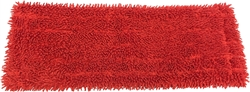 Microfiber Pocket Mop - Red - Case of 50