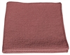 Microfiber Cloth - HoneyComb - Red - Case of 204