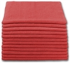 Microfiber Cloth - Terry 16x16 400gsm - Red Dozen