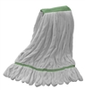 Microfiber Wet Mop - White Medium Narrow