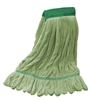 Microfiber Wet Mop - Green Medium Wide