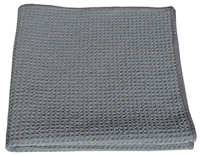 Microfiber-Cloth-Compressed-Waffle-Weave-16-x-16-Gray