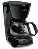 Mr. Coffee 4 Cup Coffee Maker TF5-099 Black