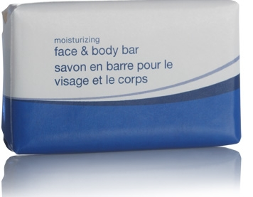 Classic Collection Paper Wrap 1.75 Oz Face and Body Bar - Case of 360