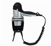 Sunbeam HD3003-005 Wall Mount Hair Dryer - BLACK