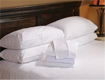 Twin Fitted XL Sheet T180 39x80x10 White