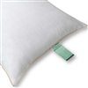 "Queen 20""x30"" Green Choice Pillow"