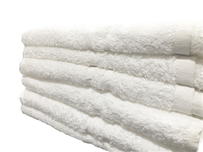 Bath Towels 24X50 10.5lb Ringspun - Case of 12