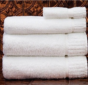 Bath Towels 27X54 Ring Spun Cotton 14.5 lb