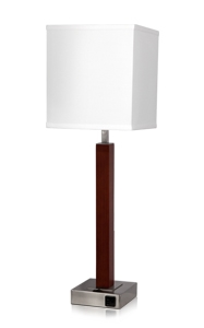 Calibri Single Table Lamp