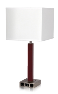 Calibri Twin Table Lamp
