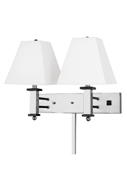 Andaaz Double Wall Lamp
