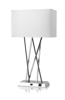 Breeze Hotel Guest Room Single Table Lamp