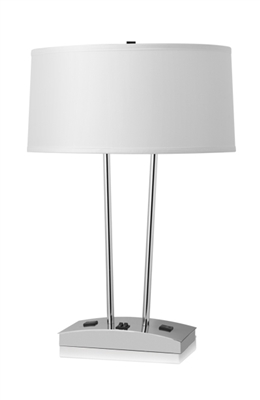 Breeze Hotel Guest Room Desk Lamp