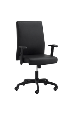 Bonn Task Chair - Black