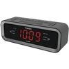 TIMEX T236B AM/FM Dual-Alarm Clock Radio with USB Charge