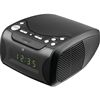 GPX CC314B Dual Alarm CD Clock Radio