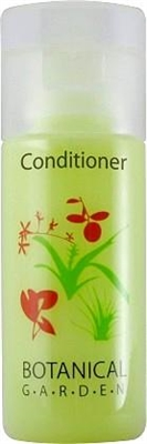 Botanical Garden 30ml Conditioner Bottles, 300/cs