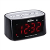Sunbeam Bluetooth Dual Alarm Clock Radio with USB - Casepack 6